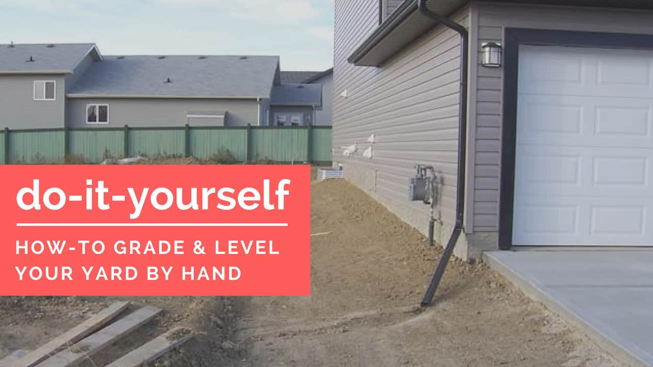 foto How to Level Your Yard