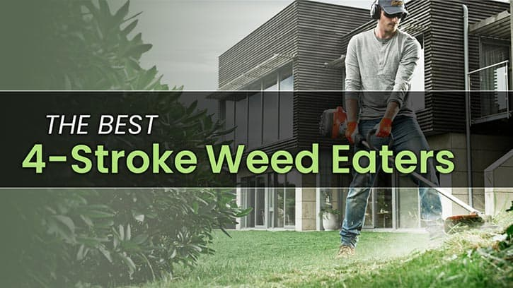 the best 4 stroke cycle weed eaters guide